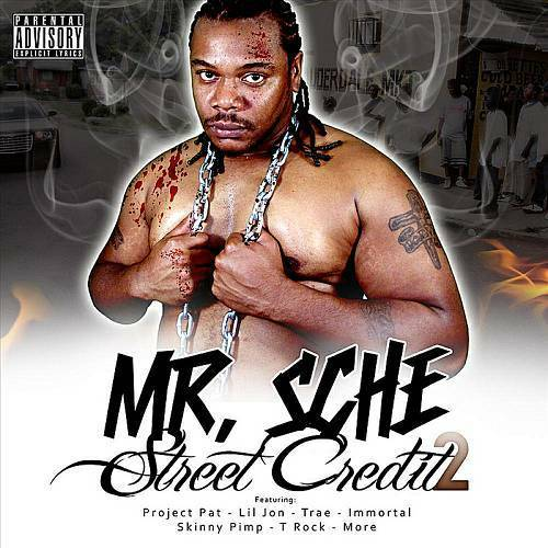 Mr. Sche - Street Credit 2 cover