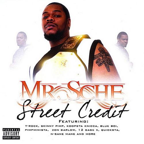 Mr. Sche - Street Credit cover