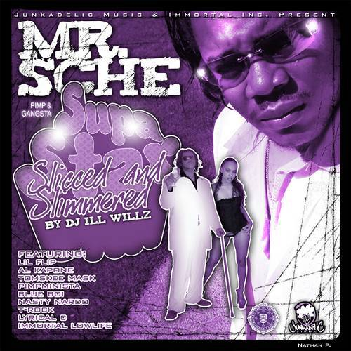 Mr. Sche - Supastar (slicced & simmered) cover