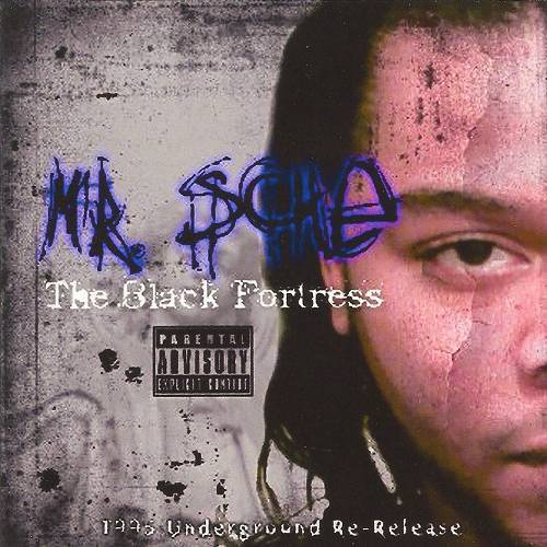 Mr. Sche - The Black Fortress cover