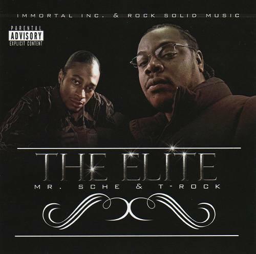 Mr. Sche & T-Rock - The Elite cover
