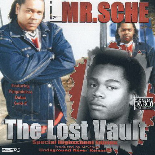 Mr. Sche - The Lost Vault cover