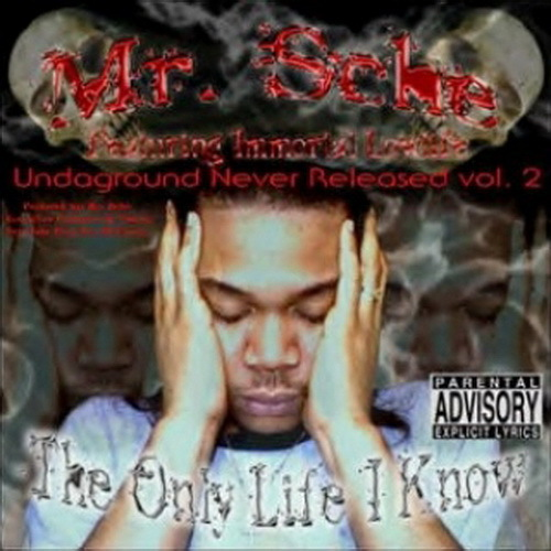 Mr. Sche - The Only Life I Know cover