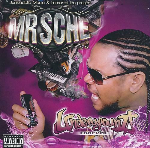 Mr. Sche - Underground Forever cover