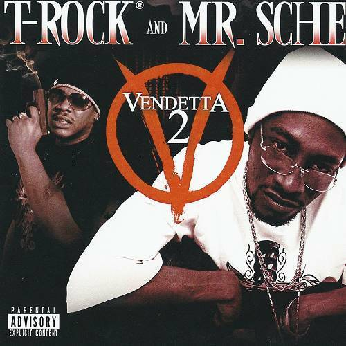 T-Rock & Mr. Sche - Vendetta 2 cover