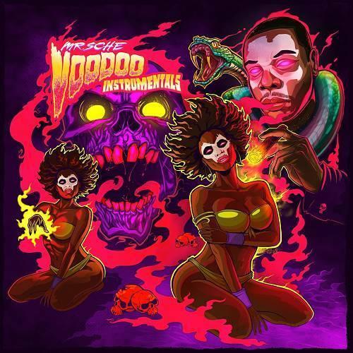 Mr. Sche - Voodoo Instrumentals cover
