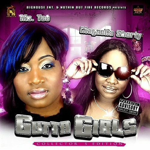 Ms. Tee & Magnolia Shorty - Gutta Girls cover