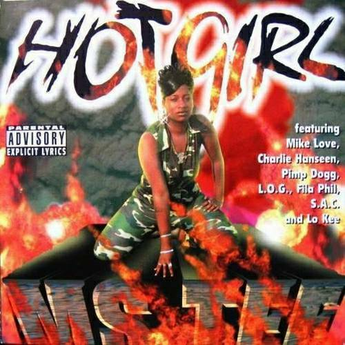 Ms. Tee - Hot Girl cover