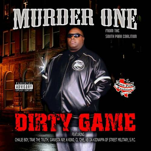 Murder One - Dirty Game cover