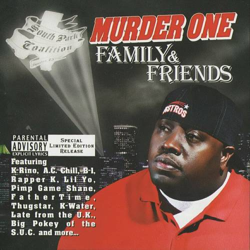 Murder One - Family And Friends cover