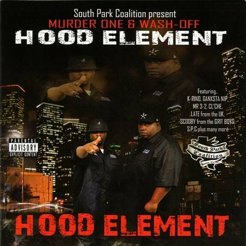 Murder One & Wash-Off - Hood Element cover