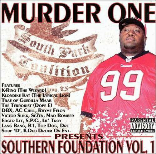 Murder One - Southern Foundation Vol. 1 cover