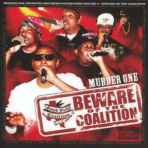 Murder One - Southern Foundation Vol. 3. Beware Of The Coalition cover