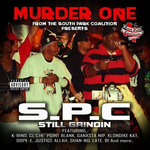 Murder One - S.P.C. Still Grindin cover