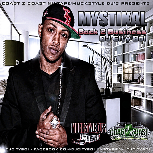 Mystikal - Back 2 Business cover