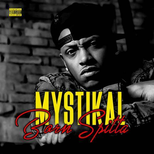 Mystikal - Born Spitta cover