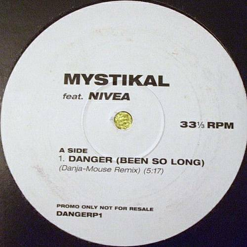 Mystikal - Danger (Been So Long) (12'' Vinyl) cover