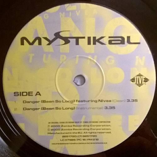 Mystikal - Danger (Been So Long) (12'' Vinyl, 45 RPM) cover