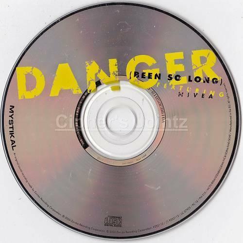 Mystikal - Danger (Been So Long) (CD, Maxi-Single) cover