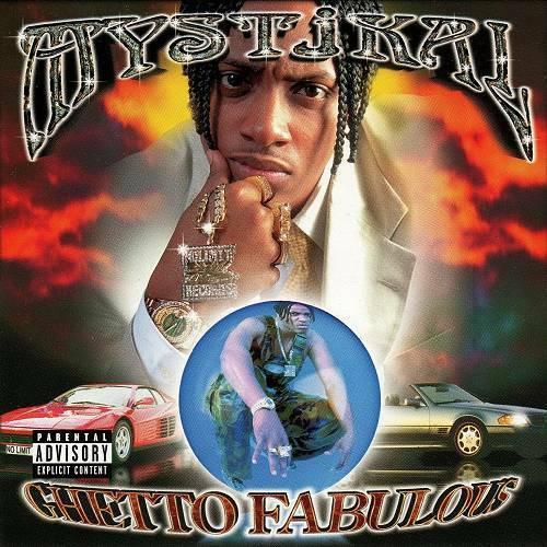 Mystikal - Ghetto Fabulous cover