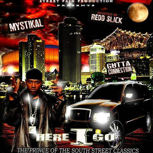 Mystikal - Here I Go cover