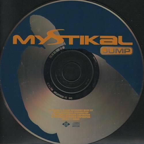 Mystikal - Jump (CD, Maxi-Single) cover