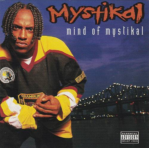Mystikal - Mind Of Mystikal cover