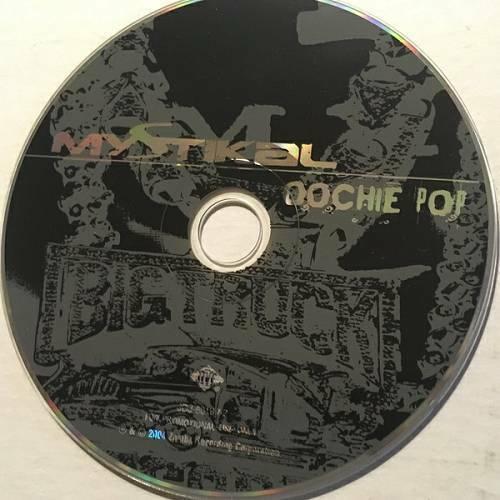 Mystikal - Oochie Pop (CD Single) cover