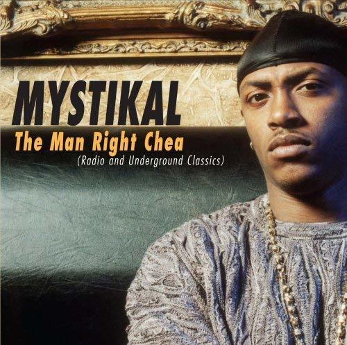 Mystikal - The Man Right Chea cover