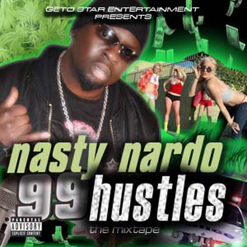 Nasty Nardo - 99 Hustles cover