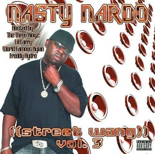 Nasty Nardo - Street Wang Vol. 3 cover