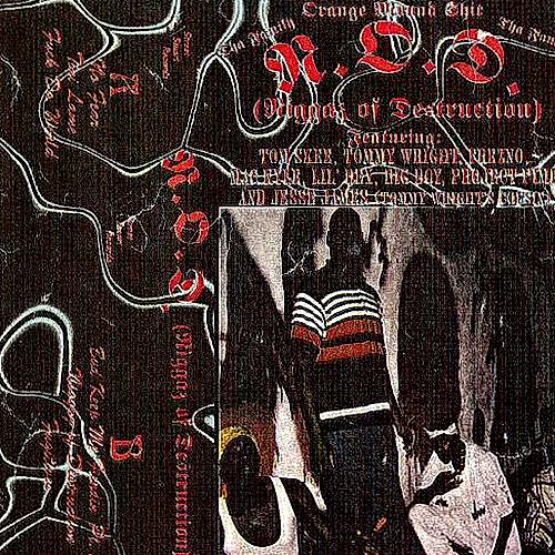 N.O.D. - Niggaz Of Destruction cover