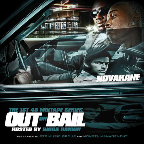 Novakane - Out On Bail cover