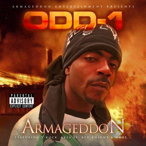 Odd-1 - Armageddon cover