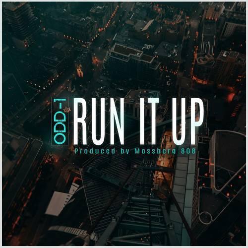 Odd-1 - Run It Up cover