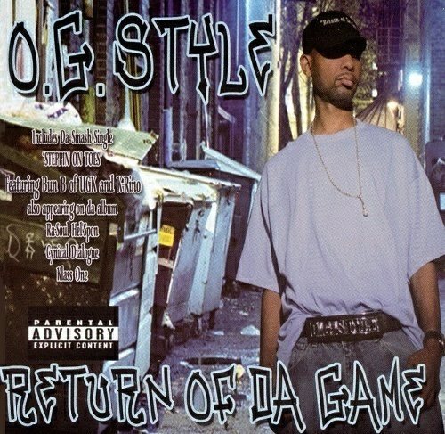 O.G. Style - Return Of Da Game cover