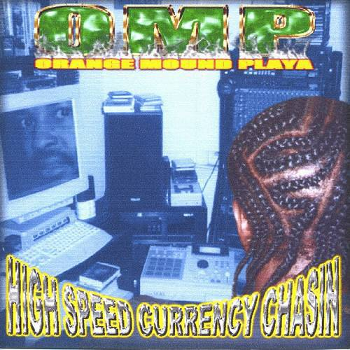 OMP - High Speed Currency Chasin cover