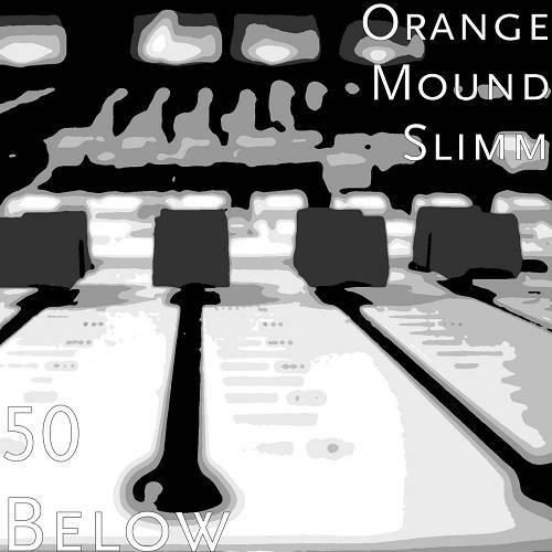Orange Mound Slimm - 50 Below cover