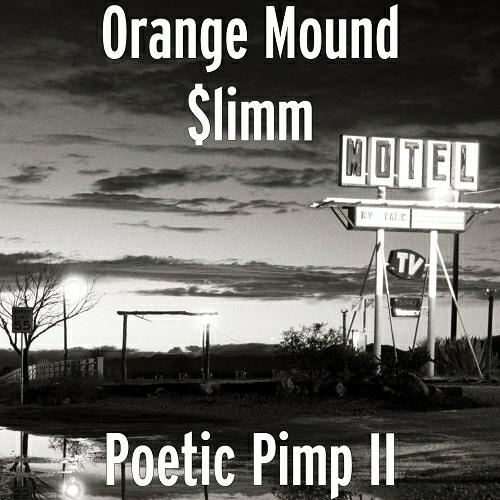 Orange Mound Slimm - Poetic Pimp 2 cover