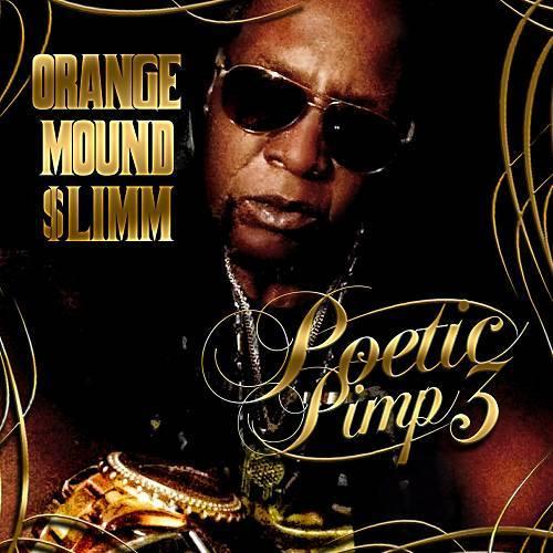 Orange Mound Slimm - Poetic Pimp 3 cover