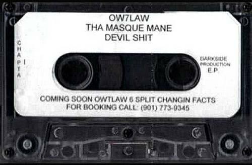 Outlaw Tha Masque Mane - Devil Shit cover