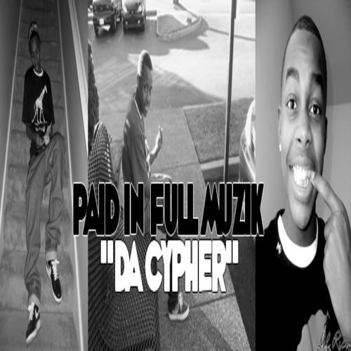 Paid In Full - Da Cypher cover