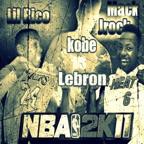 Paid In Full - Kobe & Lebron cover