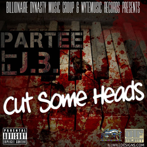 Partee - Cut Some Heads cover