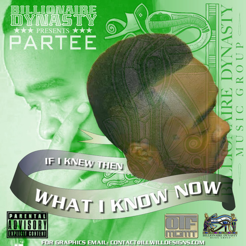 Partee - If I Knew Then, What I Know Now cover