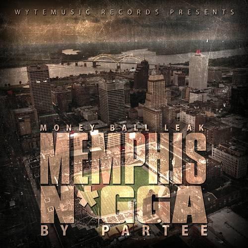 Partee - Memphis Nigga cover