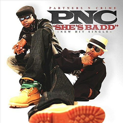 Partners-N-Crime - She`s Bad cover