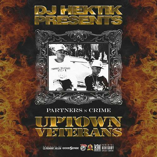 Partners-N-Crime - Uptown Veterans cover