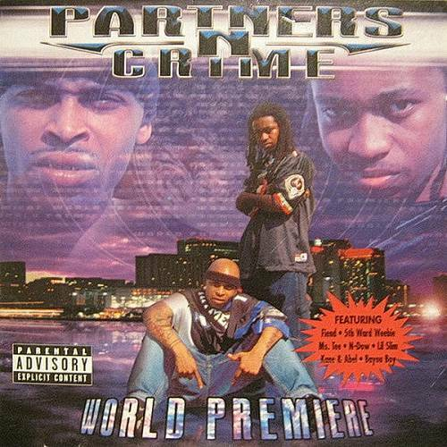 Partners-N-Crime - World Premiere cover