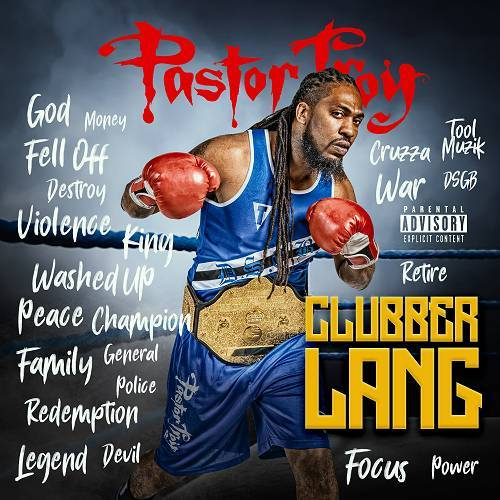 Pastor Troy - Clubber Lang cover